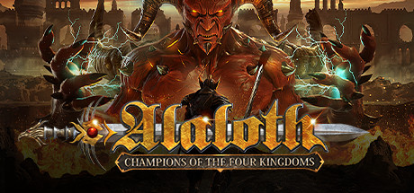 Alaloth Champions of The Four Kingdoms Free Download PC Game