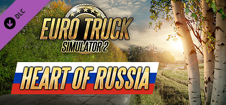 Euro Truck Simulator 2 Heart of Russia Free Download PC Game