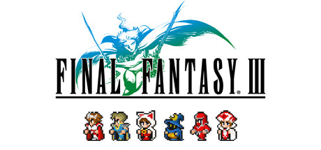 FINAL FANTASY III Free Download PC Game
