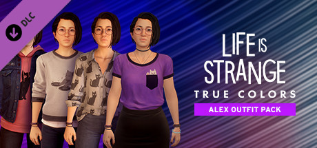 Life is Strange True Colors Alex Outfit Pack Free Download PC Game