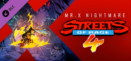 Streets Of Rage 4 Mr X Nightmare Free Download PC Game
