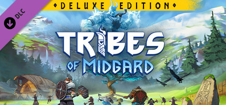 Tribes of Midgard Deluxe Content Free Download PC Game